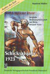Schicksalsjahr 1923
