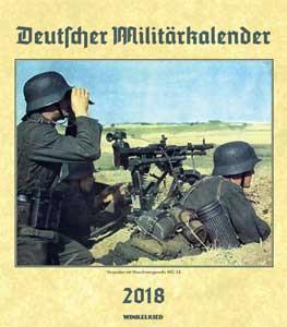 Deutscher Militärkalender 2018