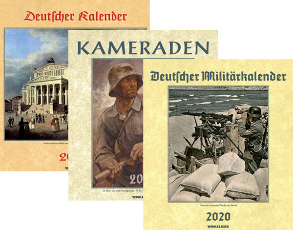 Kalenderpaket 2020